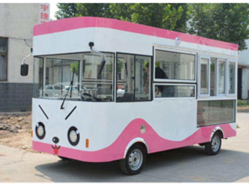 北京市餐车怎么做烤冷面小吃车多少钱