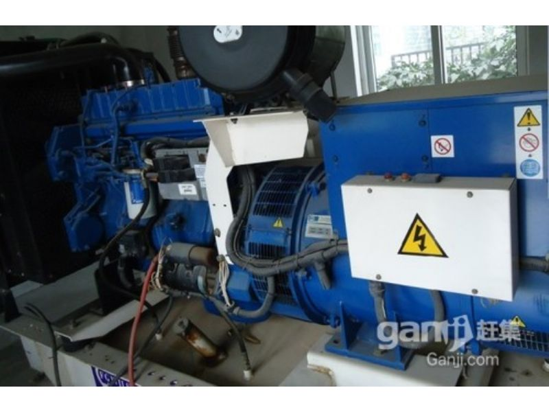 青浦柴油发电机回收