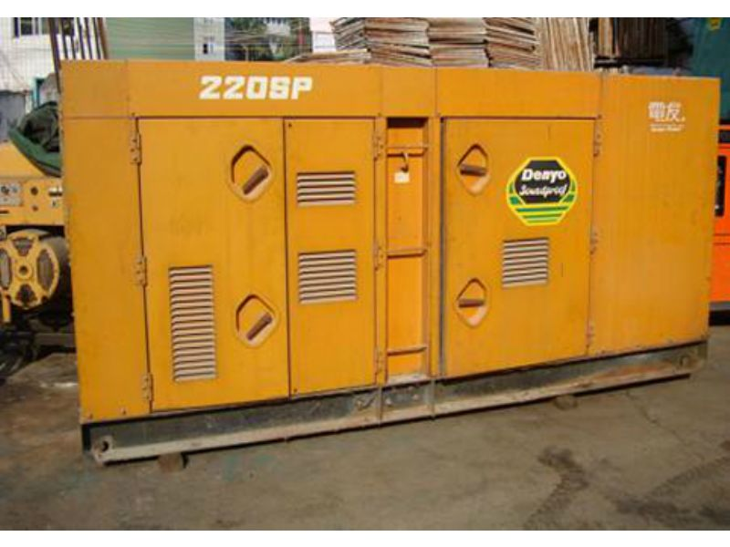 上海黄浦区二手进口发电机回收专业公司