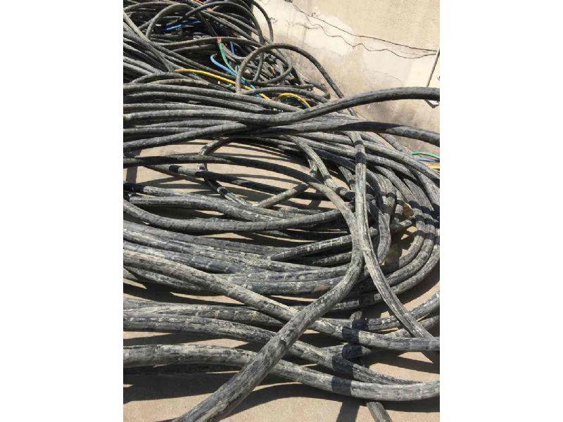 回收电线电缆靖江市 免费上门回收