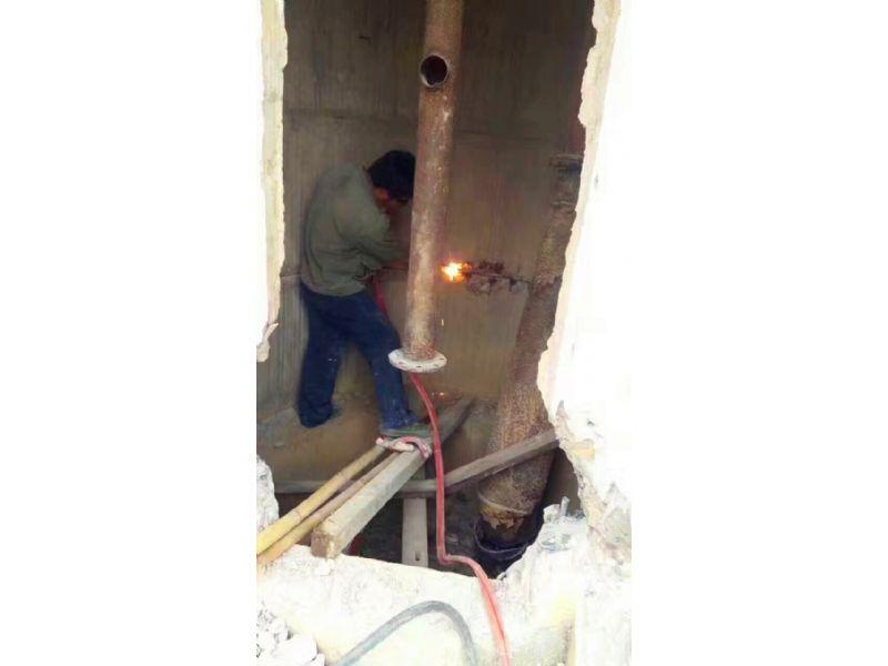 江門拆除廢棄煙囪公司