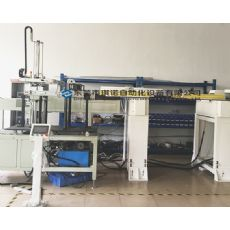 供應自動化機械手_電機殼三次元多工位機械手廠家