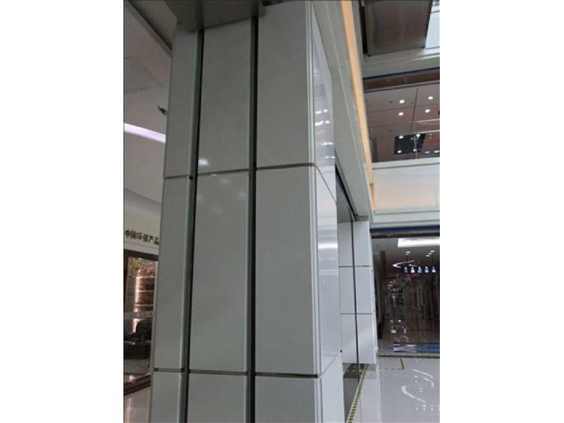 凉山彝族自治州包柱铝单板,广京装饰,欧佰天花