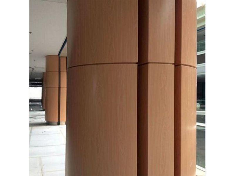 贺州市包柱铝单板,广京装饰,欧佰天花