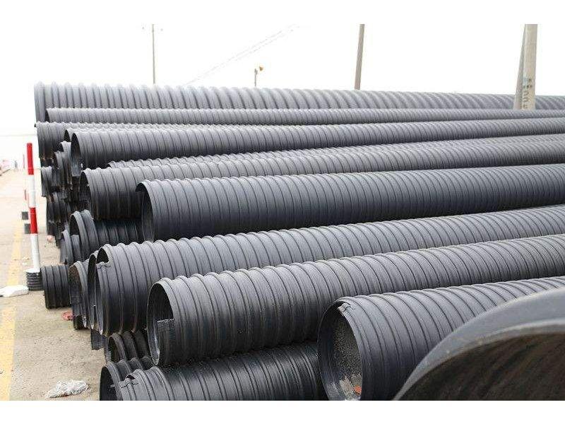 河北石家庄PE钢带增强管型号市场价格