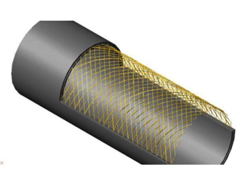 河南信阳PE钢丝网骨架管供应产品介绍