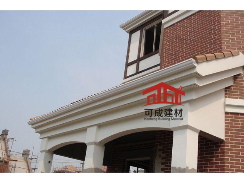 湖北省荆州市成品雨水槽供应