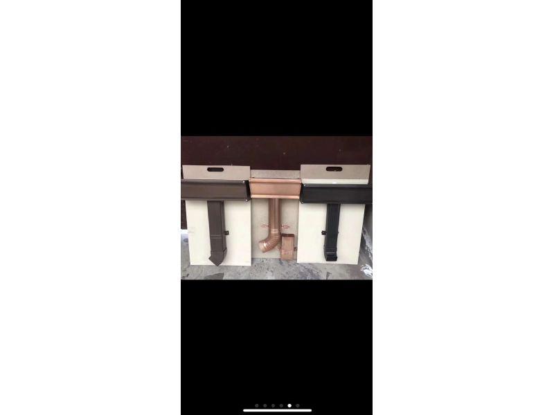 河南省焦作市矩形落水管的用途