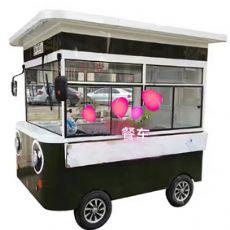 移动餐车流动性多功能小吃车冷饮车甜品车