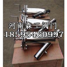 贵州不锈钢Y型手摇刷式过滤器生产厂家