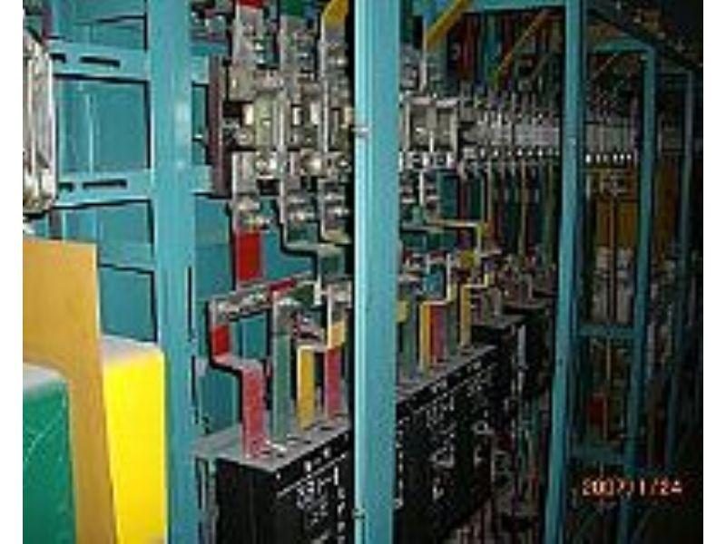 绍兴市钢铁厂配电站回收高压配电柜行情