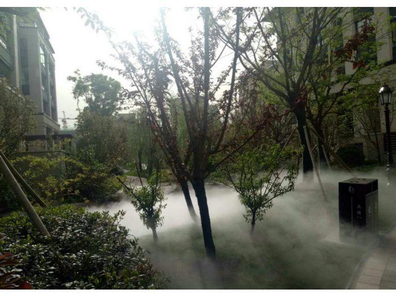 本溪高压造雾设备