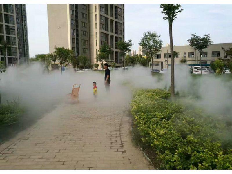 淮安高压造雾设备