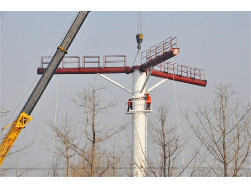 四川绵阳广告塔制作
