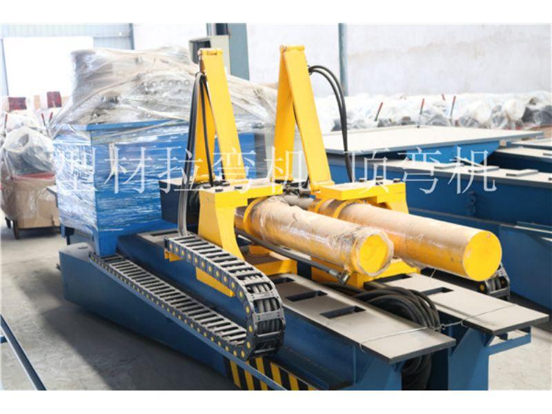 青海海北藏族自治州型材拉弯机全新配置