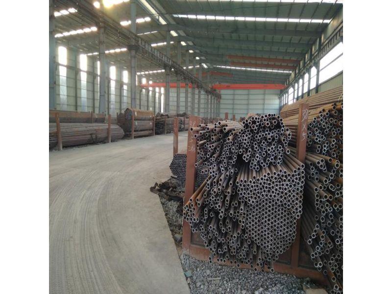 河北小规格无缝管精密钢管零部件加工用