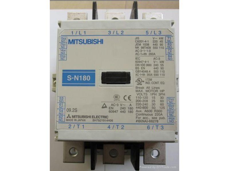 三菱接触器SD-N125 DC220V