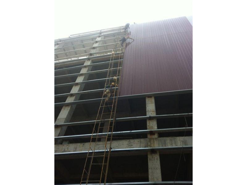 白城烟囱爬梯制作安装防腐_刷漆_维修工程施工厂商出售公司欢迎您