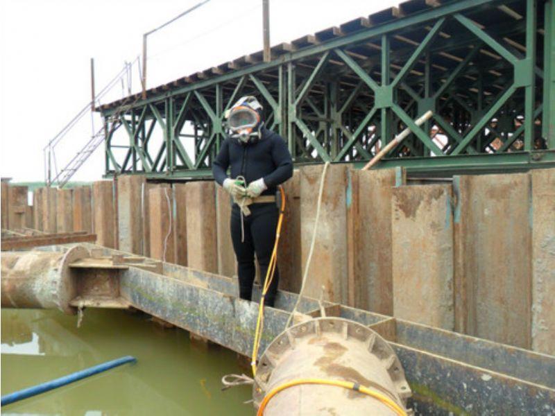 新闻:无锡市水底拖曳铺管工程公司