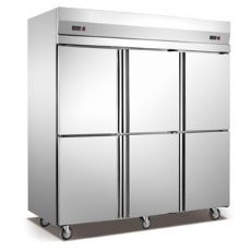 厨房制冷设备,金穗厨房设备供应价位合理的六门冷柜