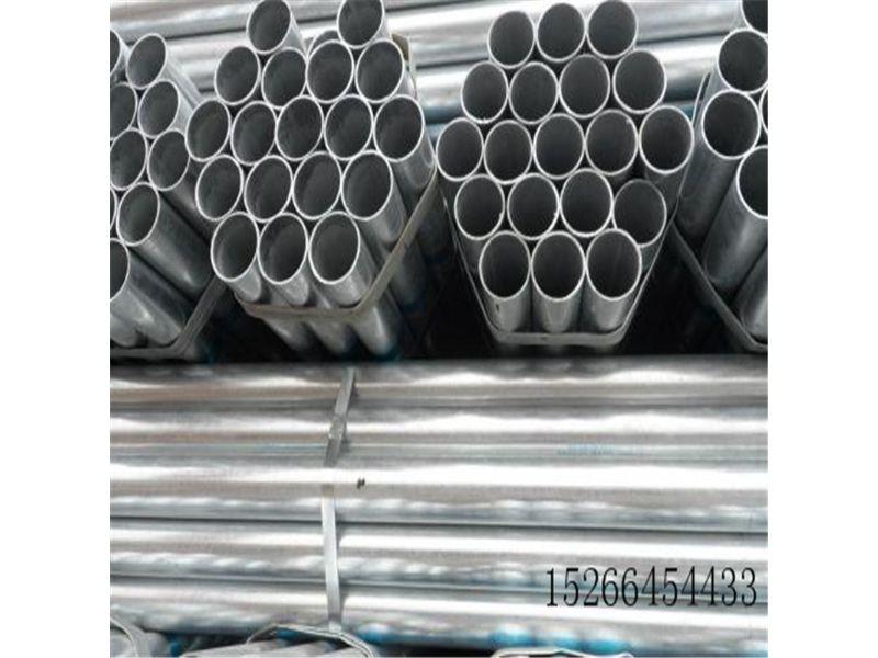 石家庄DN15镀锌无缝钢管一米多少钱