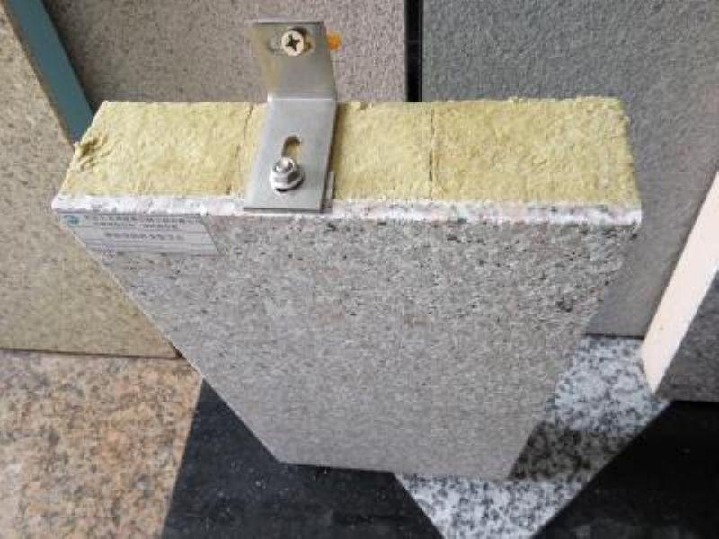 防城港市EPS装饰保温一体板 性能指标