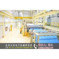 COPET/PET双组分熔喷非织造布生产线-北京见奇电子机械|线-|PET双组分熔喷非织公司