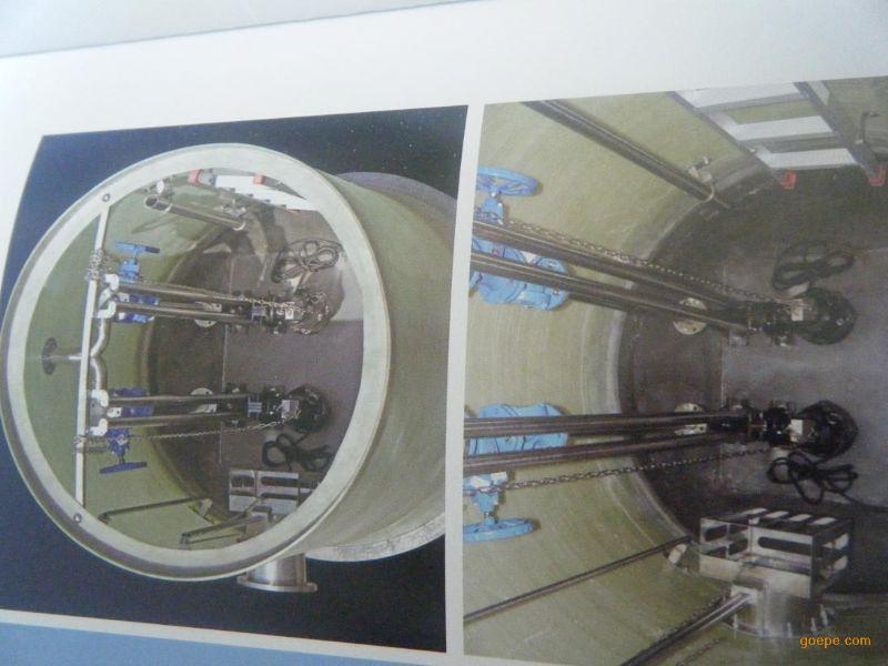 一体化污水提升泵站荆州雨水泵站设计说明书图片