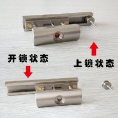 日本BEST隔断五金 3612型带表示插销