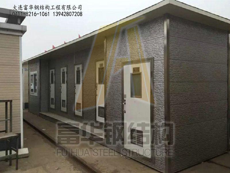 衢州高压汽水冲型移动厕所-可按需定做