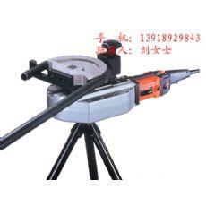 臺灣空心管子折彎機DB32,小型電動數顯彎管機