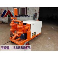 安徽阜阳市太和县多功能水泥砂浆门缝灌浆机