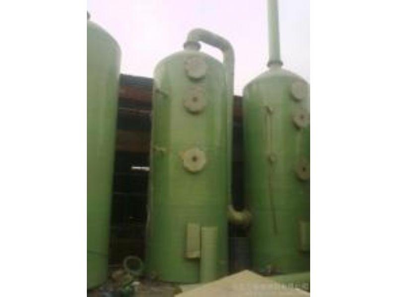填料喷淋洗涤塔说明 喷淋洗涤塔工艺参数