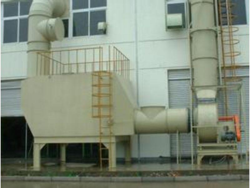 玻璃钢电缆管徐州酸碱废气洗涤塔原理