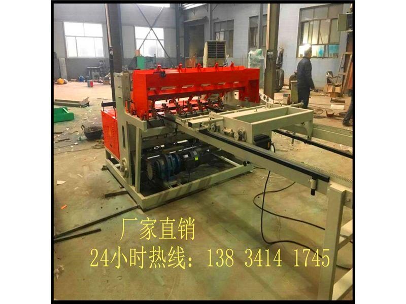 甘肃庆阳焊接机自动钢筋网片排焊机多少钱单价