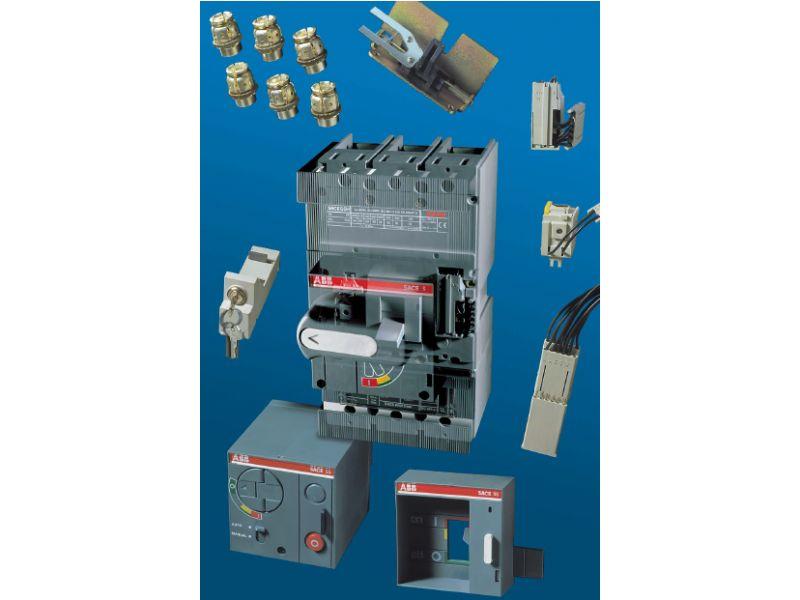 ABB SACE A1N125 TMF70/700 FF 4P+RCD