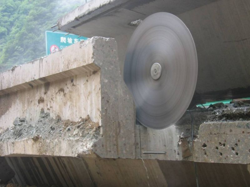 芜湖高速公路防撞墙切割指定工程队