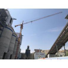 贵阳QTZ63建筑塔吊注意事项及汇友QTZ5610塔机整机价格33万