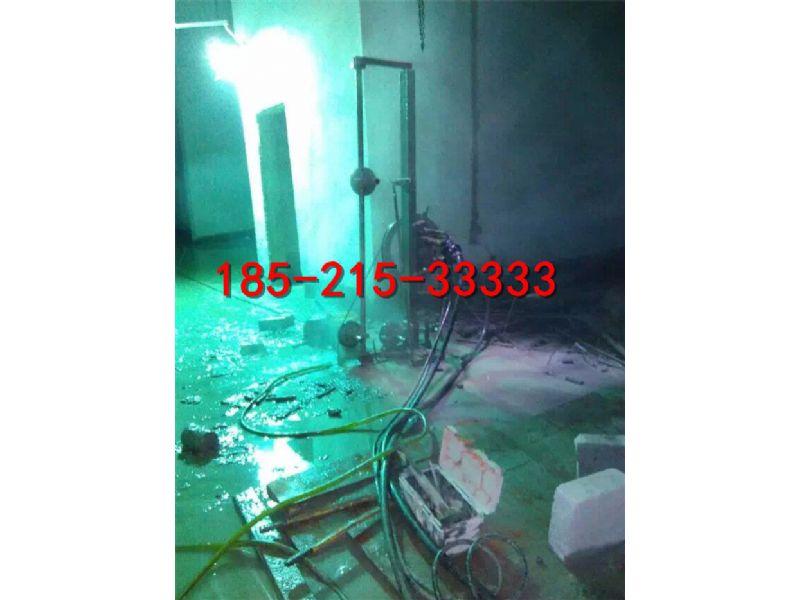 永康混凝土切割,18521533333【欢迎来电咨询】防撞墙切割,绳锯切割