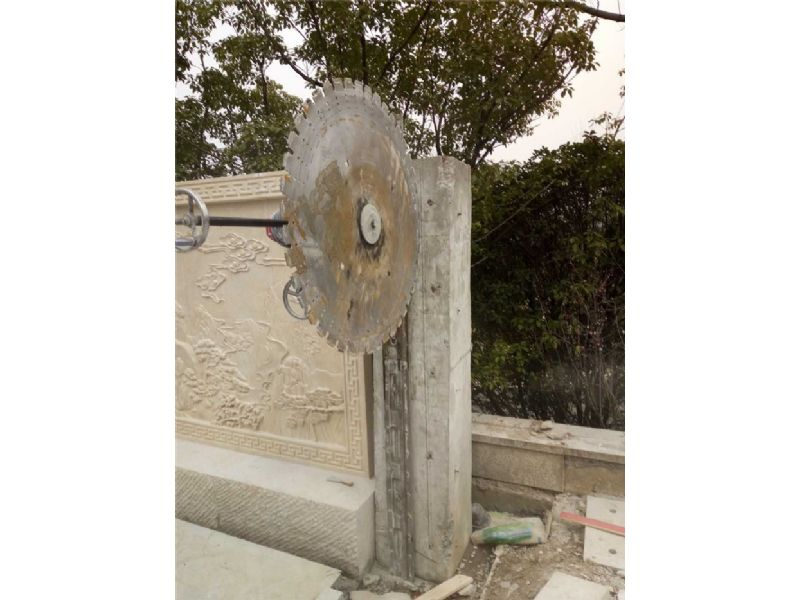 混凝土切割:钦州混凝土拆除经验丰富.价格优惠