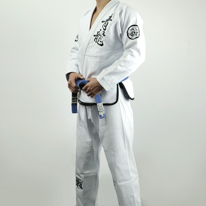 Sublimation jiu jitsu gi