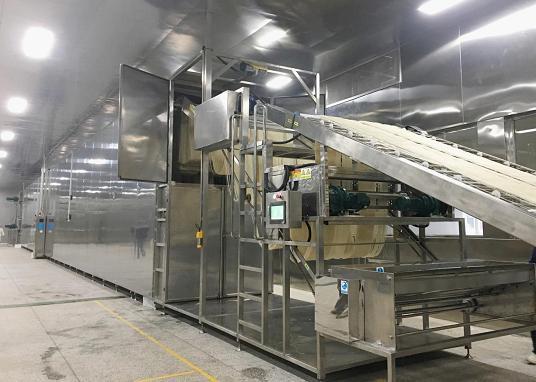 陈辉球米粉机械工艺好、深得米粉企业的欢迎
