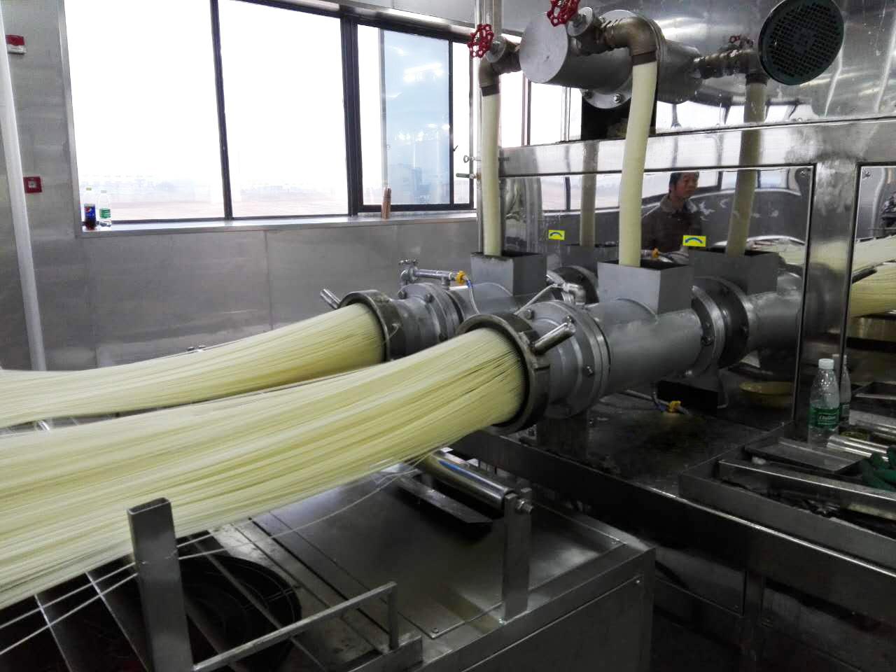 大型桂林米粉设备——引领健康膳食