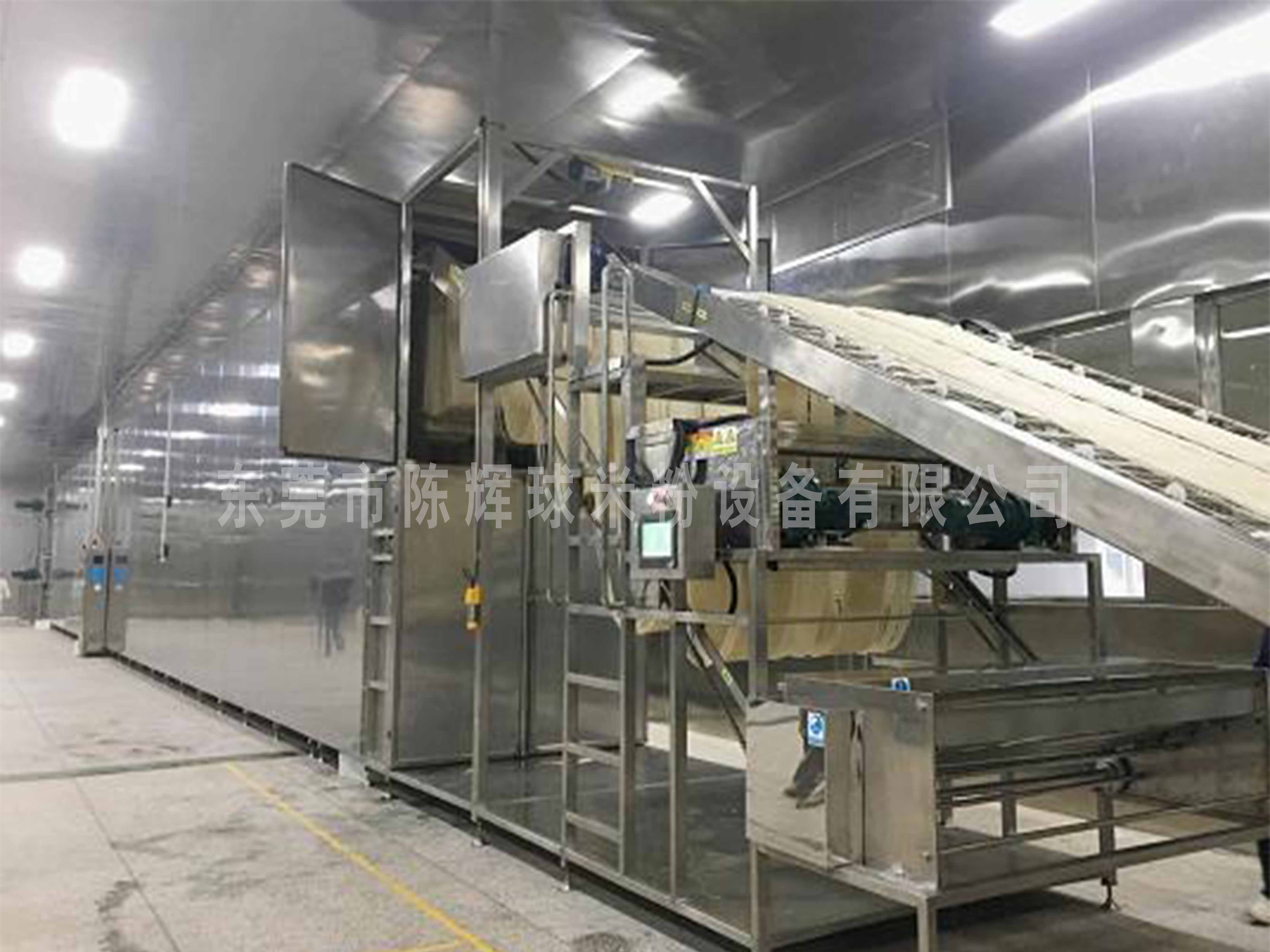 扶绥县米粉生产行业整顿,取得阶段性成效