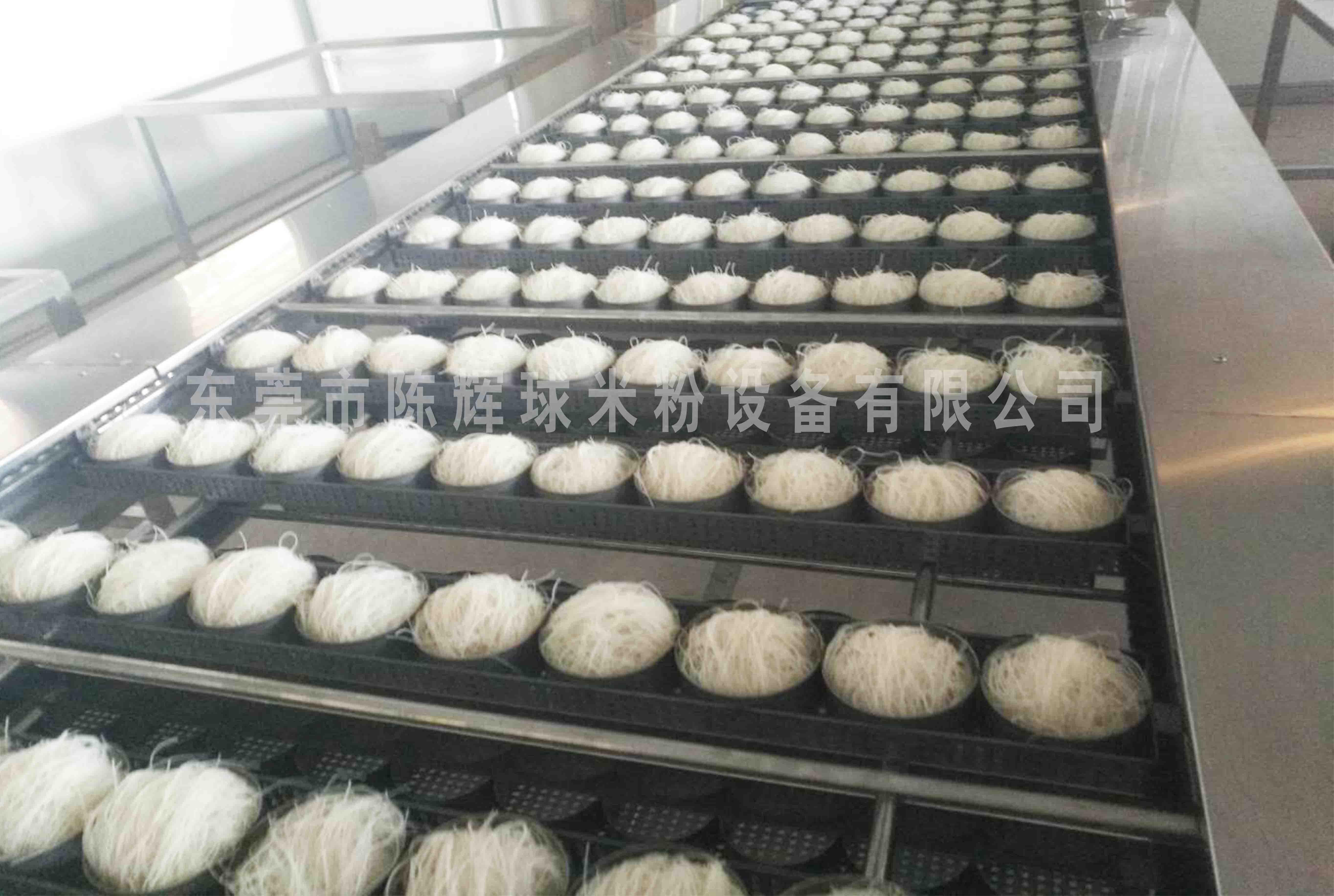 新型米线生产设备,细节决定成败
