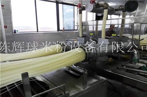 传统手工颠覆升级 米线加工设备迎来新时代