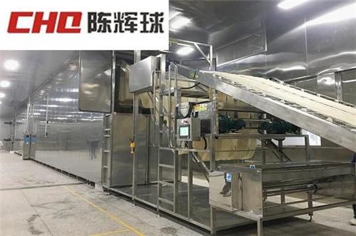 你了解自动化米粉机械设备吗?