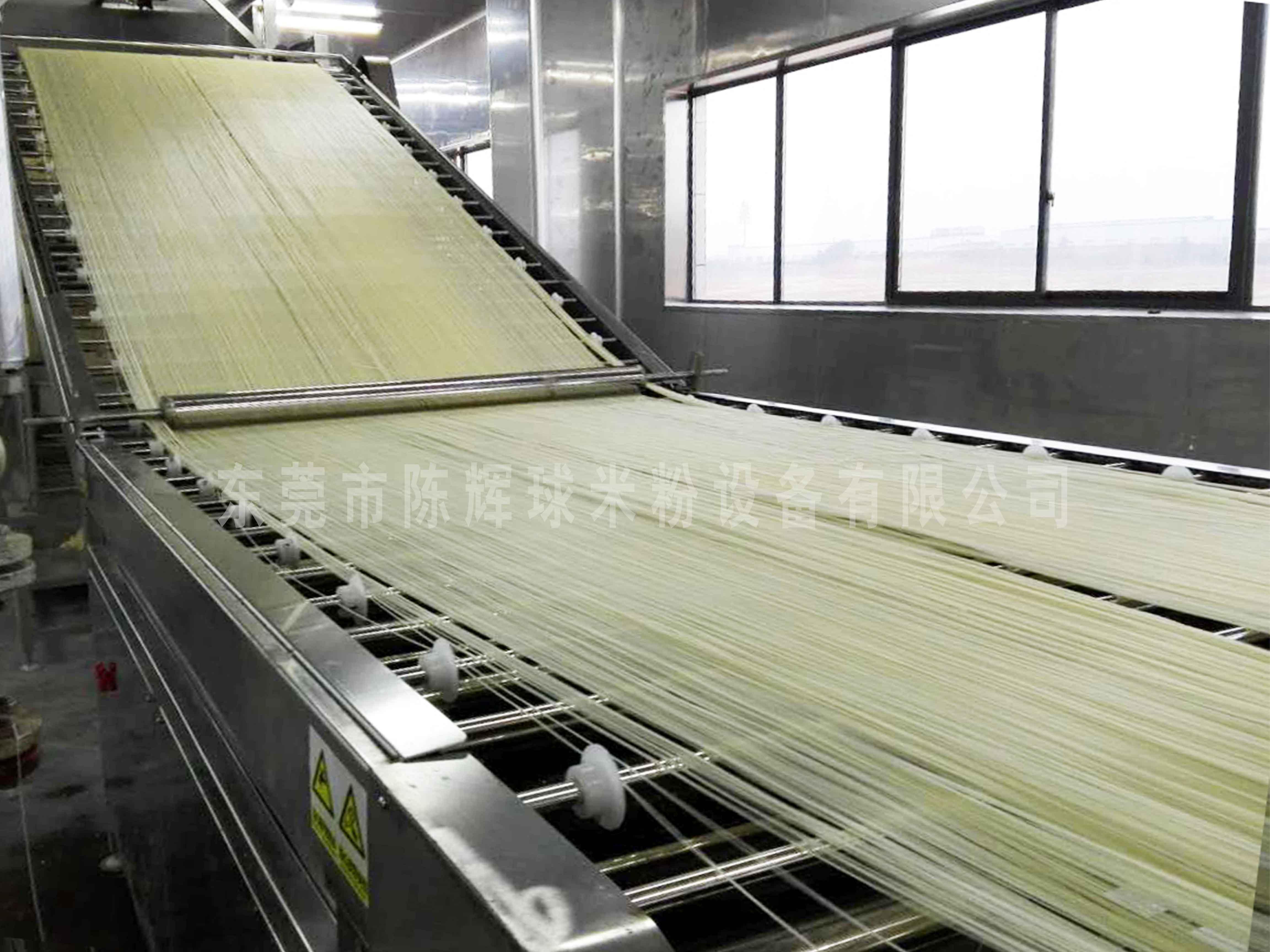 新时代的全自动米粉机械设备是米粉行业的好拍档