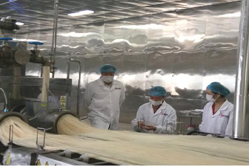 陈辉球米粉机械——助力米粉企业成为米粉行业标杆