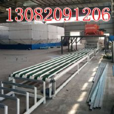 普硅酸盐水泥匀质板加工设备安装步骤